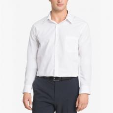 New Men/'s Van Heusen Slim Fit Dress Shirt Flex 3 Green Gingham Check 14.5 32//33